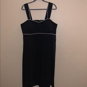 Addition Elle size 18 black dress